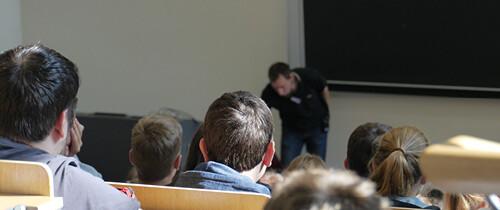 Goethe Universitat Bewerbung