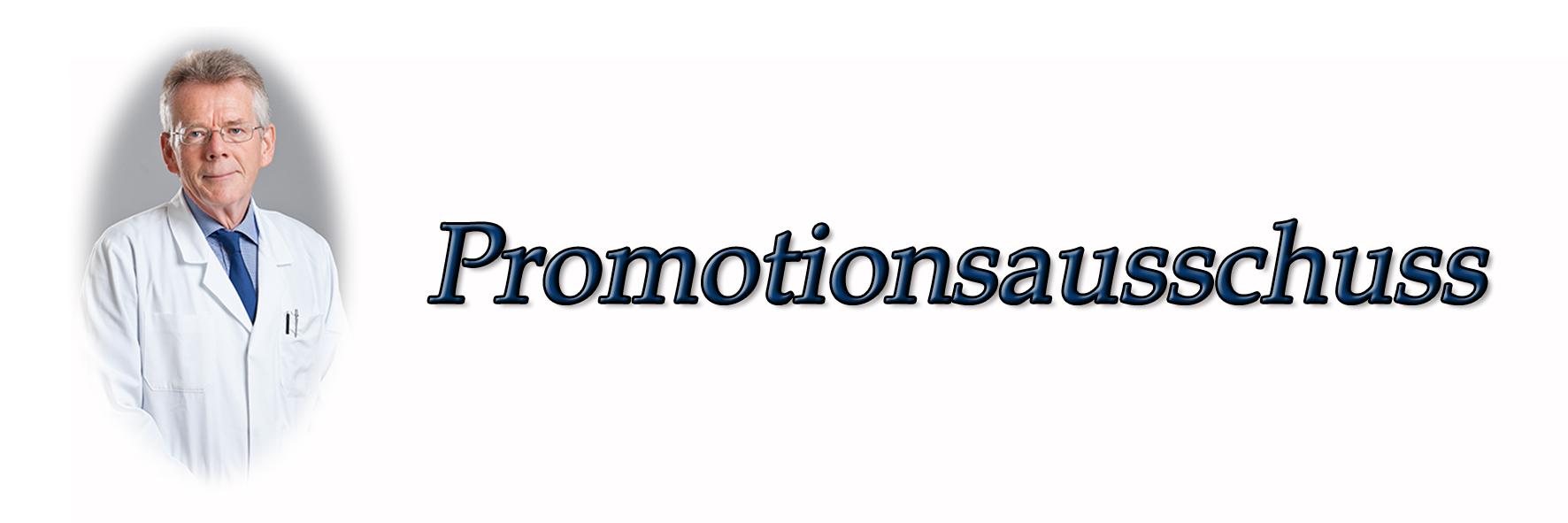 Promotionsmöglichkeiten