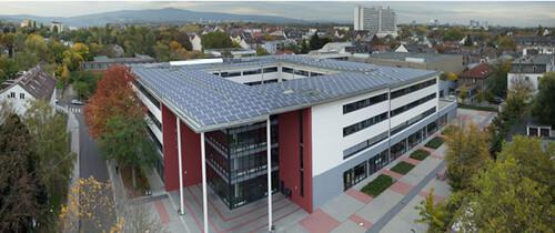 Goethe Universität Friedrich Dessauer Gymnasium