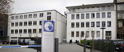 Goethe Universität Anna Schmidt Schule