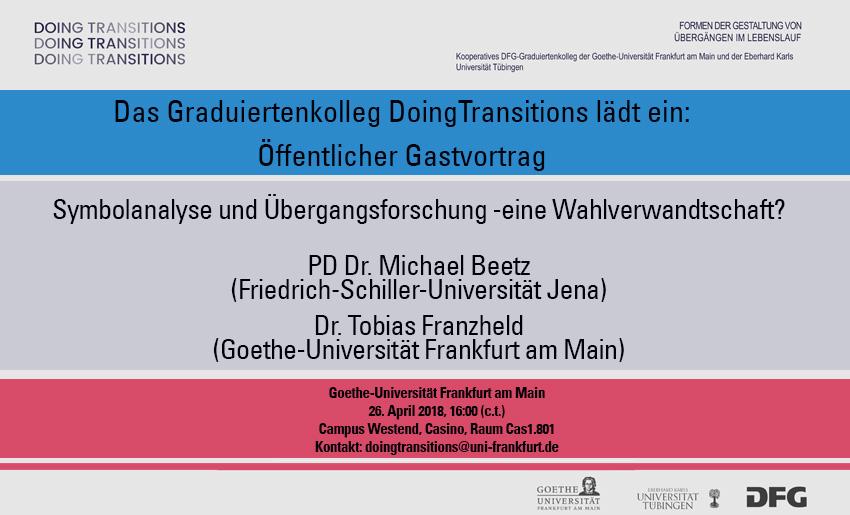 Goethe Uni Erziehungswissenschaften