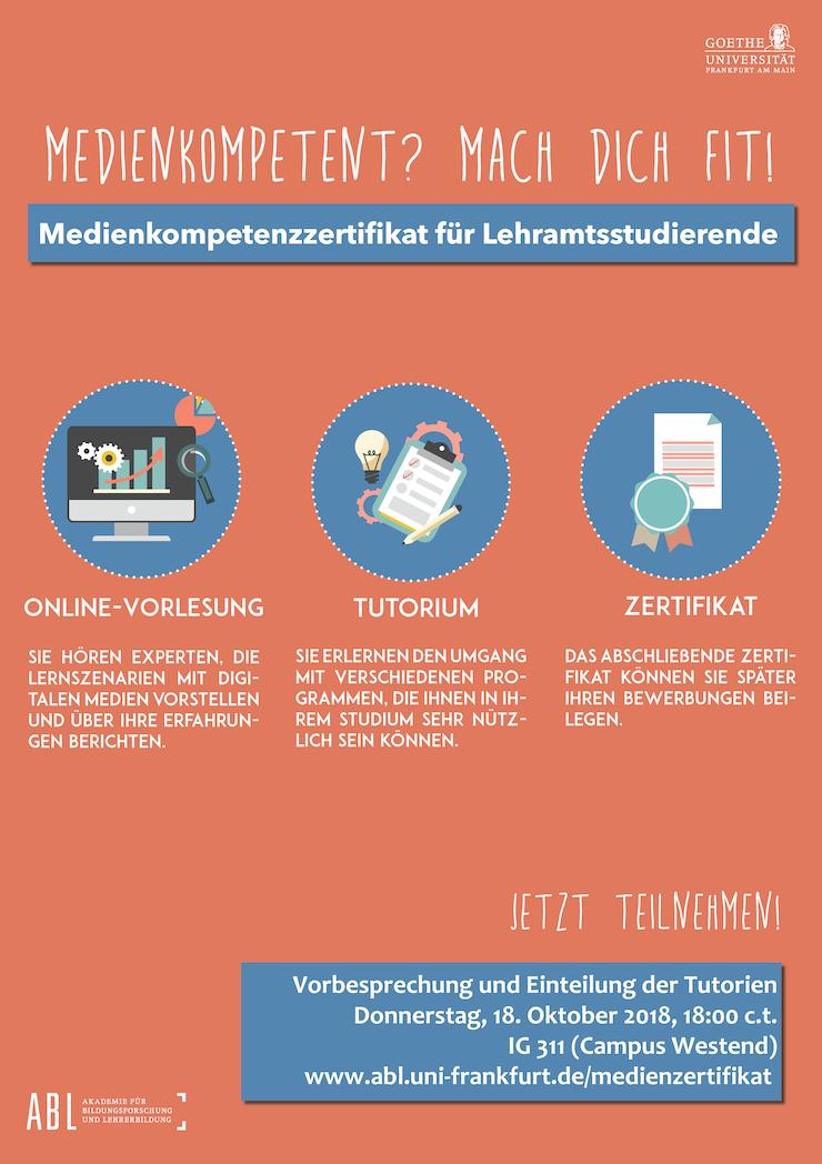 Online Bewerbung Uni Frankfurt