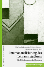 Buch cover internationalisierung