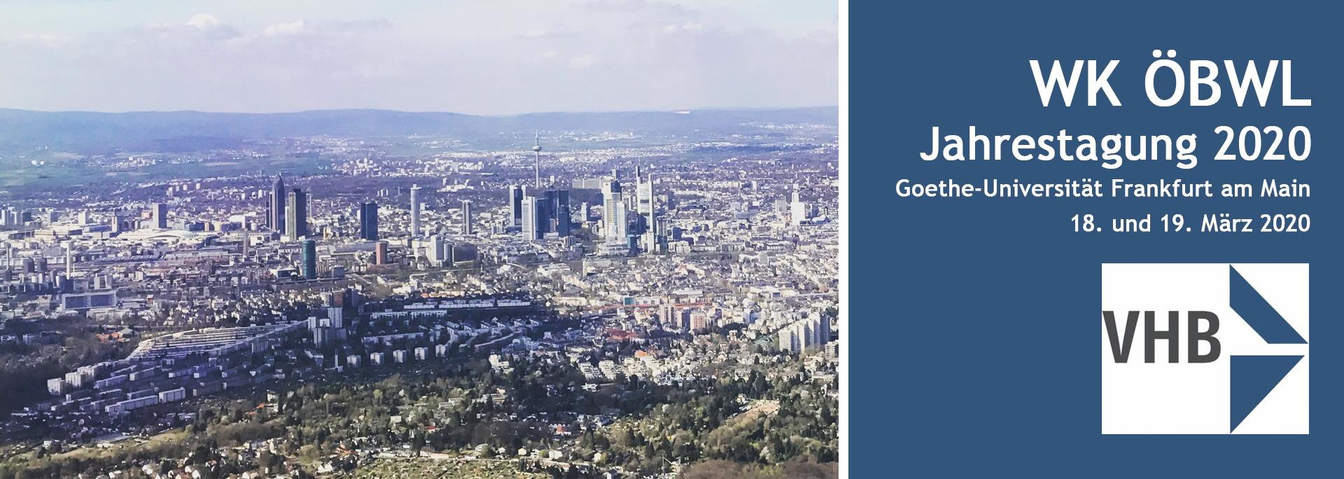 Goethe Uni Wirtschaftswissenschaften